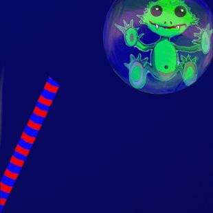 Fips und die Lichtverschwindemonster: Monster